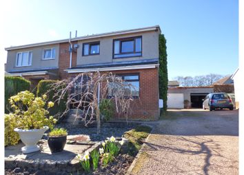 Thumbnail 3 bed semi-detached house for sale in Park View, St. Andrews