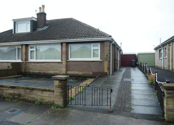 Thumbnail 2 bed semi-detached bungalow for sale in St. Albans Road, Morecambe
