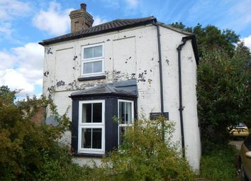 Thumbnail 3 bedroom detached house for sale in Warwick House, 44 Lynn Road, Shouldham, King's Lynn, Norfolk