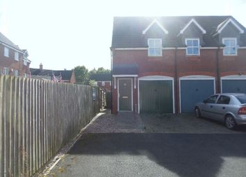 Thumbnail 1 bed flat to rent in The Saplings, Madeley, Telford