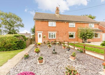 Thumbnail 3 bed semi-detached house for sale in Hale Road, Necton, Swaffham