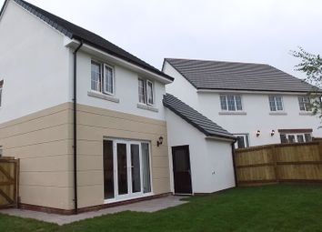 Thumbnail 4 bed detached house for sale in The Dartmoor Plot 14, Rowans, Horn Lane, Plymstock, Devon
