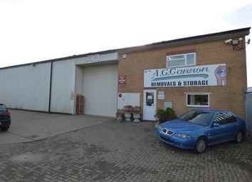 Thumbnail Light industrial for sale in Hostmoor Avenue, March, Cambridgeshire