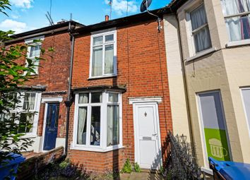 Thumbnail 2 bed terraced house for sale in Bolton Lane, Ipswich