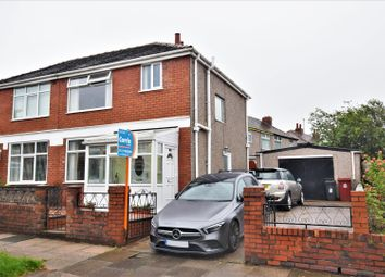 Thumbnail 3 bed semi-detached house for sale in Alder Road, Barrow-In-Furness