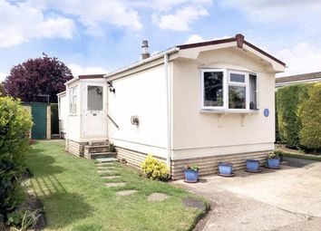 Thumbnail 2 bedroom mobile/park home for sale in Denny End Road, Waterbeach, Cambridgeshire