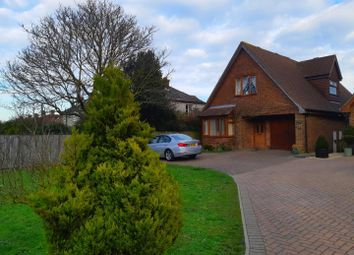 Thumbnail 3 bed detached house for sale in Bewsbury Cross Lane, Whitfield, Dover