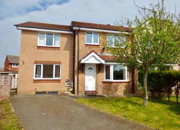 Thumbnail 3 bed semi-detached house for sale in Thistle Place, Heathhall, Dumfries