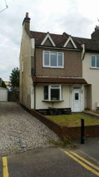 Thumbnail 3 bed end terrace house to rent in Blewitts Cottages, New Road, Rainham