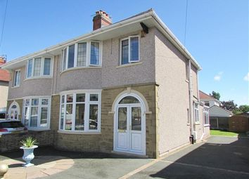 Thumbnail 3 bed property to rent in Lichfield Avenue, Bare, Morecambe