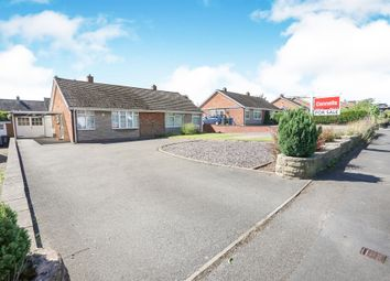 Thumbnail 2 bedroom semi-detached bungalow for sale in Four Ashes Road, Brewood, Stafford