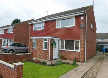 Thumbnail 2 bed semi-detached house for sale in Corona Drive, Hull