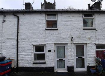 Thumbnail 1 bed terraced house for sale in Brickfield Street, Machynlleth
