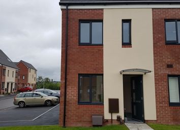 Thumbnail 3 bed semi-detached house to rent in Golwg Y Garreg Wen, Landore