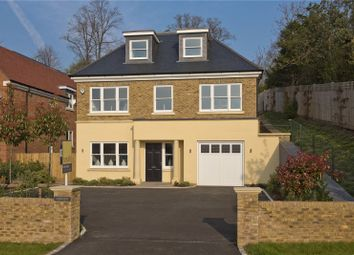 Thumbnail 4 bed detached house for sale in Ruxley Crescent, Claygate, Esher, Surrey