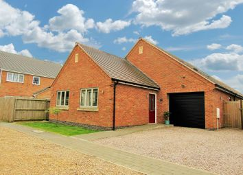 Thumbnail 4 bed detached bungalow for sale in Barkby Road, Queniborough, Leicester