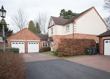 Thumbnail 4 bed detached house for sale in Rounton Close, Four Oaks, Sutton Coldfield