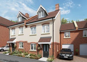 "Thumbnail 4 bed semi-detached house for sale in ""The Chester"" at The Ridgeway, Enfield"
