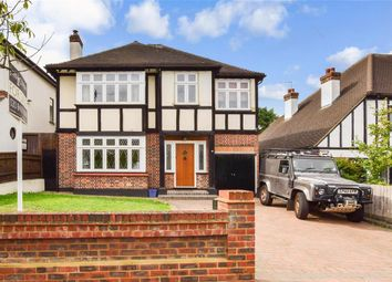 Thumbnail 4 bed detached house for sale in The Drive, Buckhurst Hill, Essex
