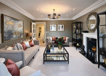 Thumbnail 4 bedroom semi-detached house for sale in Laychequers Meadow, Taplow
