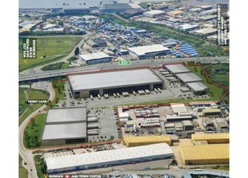 Thumbnail Industrial to let in Avocet Distribution Park, Rainham, Essex