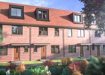Thumbnail 3 bed end terrace house for sale in The Spencer, Reading Gateway, Imperial Way, Reading, Berkshire