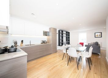 Thumbnail 3 bed flat to rent in Sherrans House, 70 Grove Park, London