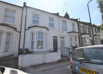 Thumbnail 3 bed flat to rent in Olinda Road, London