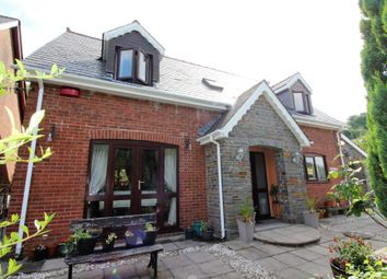 Thumbnail 4 bed detached house for sale in Lower Road, Elliots Town, New Tredegar