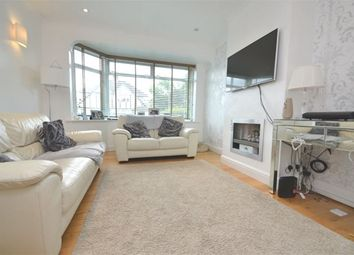 Thumbnail 3 bed property to rent in Woodlands Avenue, Eastcote