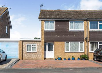 3 bed semi-detached house for sale in Byron Drive, Newport Pagnell MK16