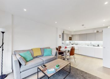 Thumbnail 2 bed flat for sale in Geron Way, London