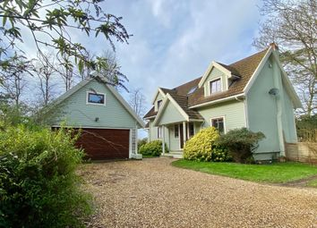 Thumbnail 4 bed detached house for sale in The Avenue, Godmanchester