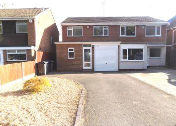 Thumbnail 3 bed property to rent in Broad Lane, Kings Heath, Birmingham