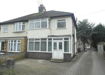 Thumbnail 3 bedroom property to rent in Anlaby Park Road North, Hull