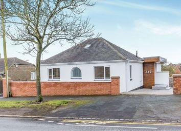 Thumbnail 2 bed bungalow for sale in Turnhurst Road, Packmoor, Stoke-On-Trent