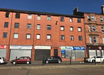 Thumbnail 1 bed flat for sale in Main Street, Bridgeton, Lanarkshire