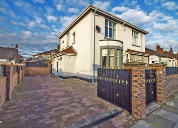 Thumbnail 4 bed detached house for sale in St. Peters Avenue, Harton Village, South Shields