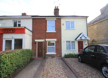 Thumbnail 2 bed cottage to rent in Colchester Road, West Bergholt, Colchester