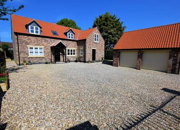 Thumbnail 4 bed detached house for sale in Meldun House, Folliott Ward Close, Malton