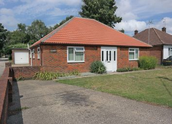 Thumbnail 4 bed detached bungalow for sale in Firgrove Road, Whitehill, Bordon
