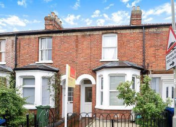 Thumbnail 2 bedroom terraced house for sale in Sidney Street, East Oxford