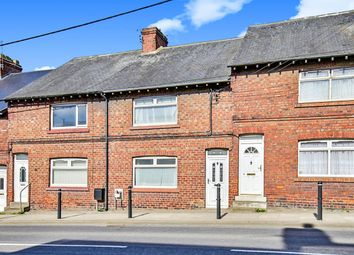 2 bed terraced house for sale in Durham Road, Bowburn, Durham, Durham DH6