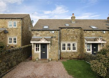 Thumbnail 3 bed end terrace house for sale in Springfield Cottages, Halifax Road, Cross Roads