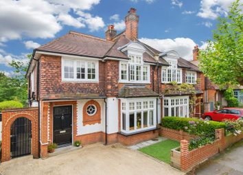 Thumbnail 3 bed semi-detached house for sale in Barclay Oval, Woodford Green