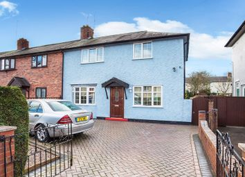 3 bed semi-detached house for sale in Crescent Road, Congleton CW12