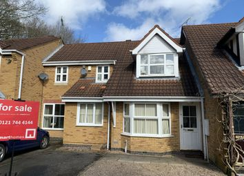 Thumbnail 3 bed terraced house for sale in Cornbury Grove, Shirley, Solihull