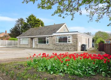 Thumbnail 3 bed detached bungalow for sale in Magdalen Road, Wainfleet, Skegness
