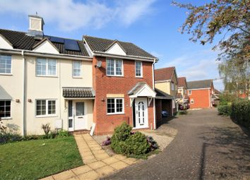 Thumbnail 2 bedroom property to rent in Blackthorn Road, Wymondham, Norwch