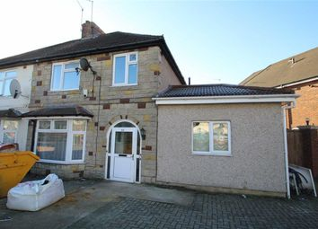Thumbnail 6 bedroom semi-detached house to rent in Nestles Avenue, Hayes, Middlesex